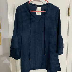 Doe & Rae women's blouse